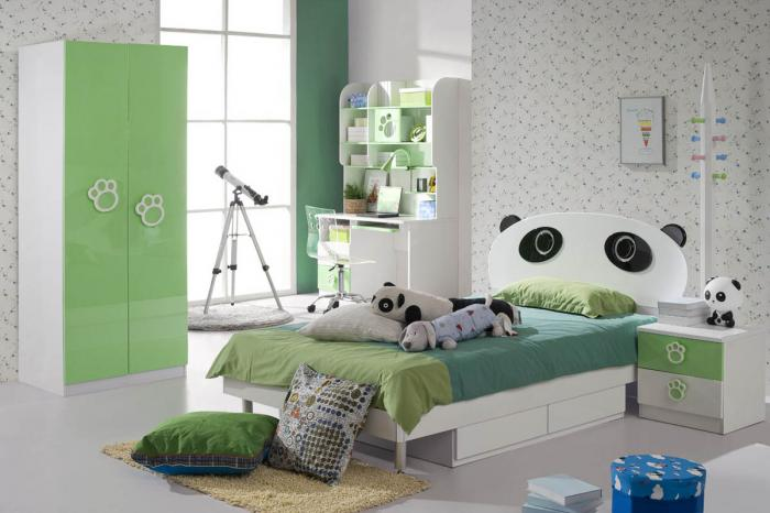 Комната для мальчика в стиле модерн