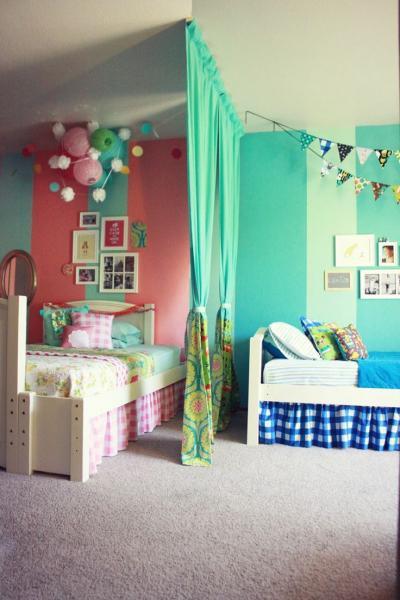 Спальня для разнополых детей
