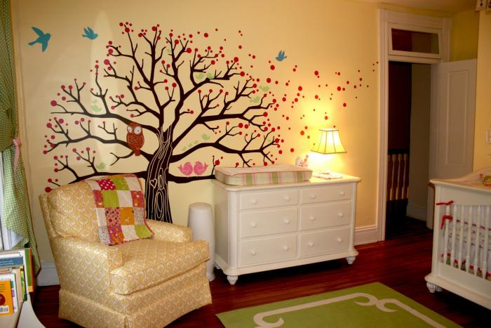 Детская комната в хрущевке