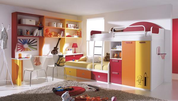 Фото детской мебели - 5