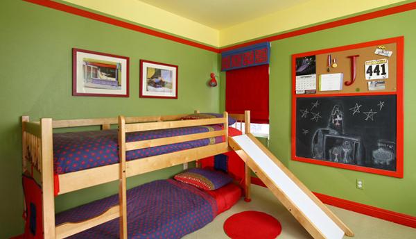Детская мебель на двоих - 1
