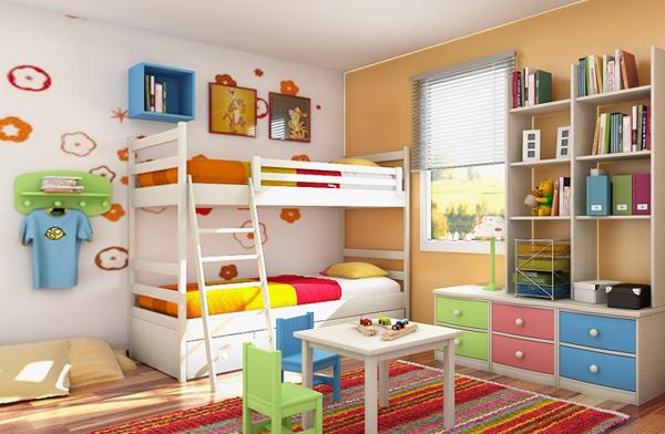 Детская мебель на двоих - 3