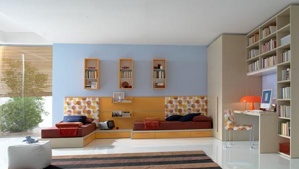Детская мебель на двоих - 5