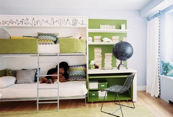 Мебель для двух малышей: фото 2
