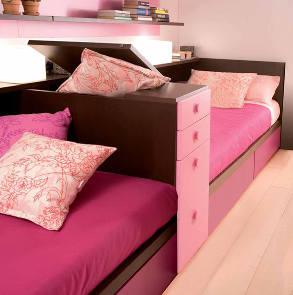 Мебель для двух малышей: фото 3