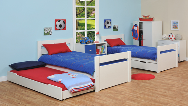 Мебель для двух малышей: фото 4