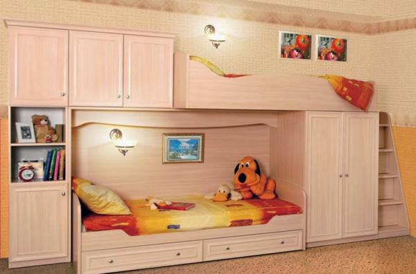 Мебель для двух малышей: фото 5
