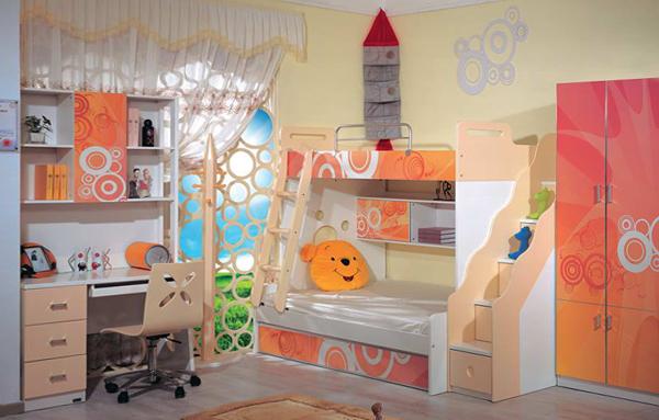 Мебель для двух малышей: фото 6