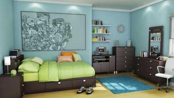 Мальчуковая мебель - 7