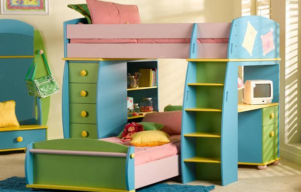 детская кроватка - 3