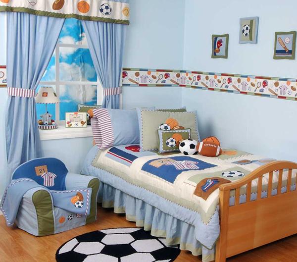 детская кроватка - 4