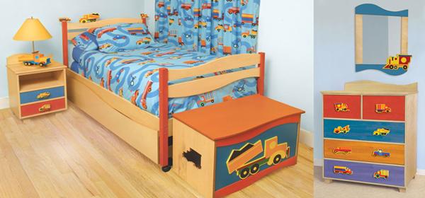 детская кроватка - 5