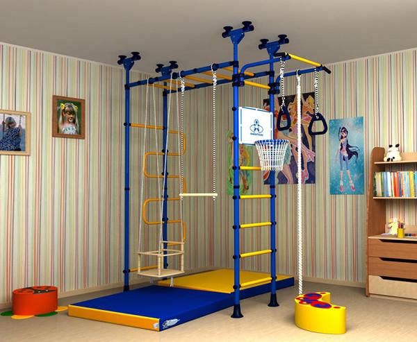 Спортивный уголок для ребенка - 3