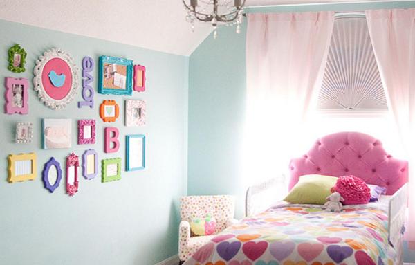 Кровать для девочек - 1