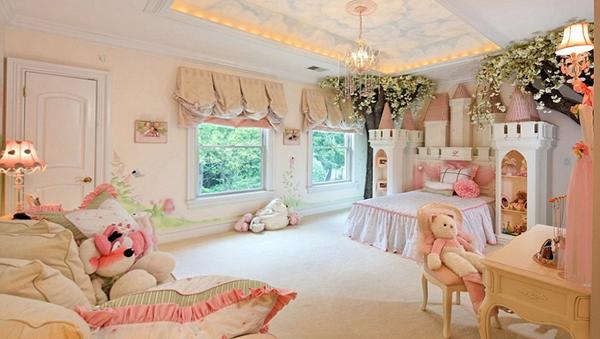 Кровать для девочек - 3