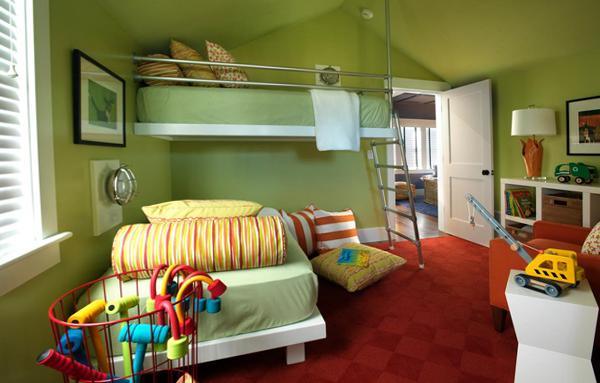 Кровати для двух разнополых детей - 3