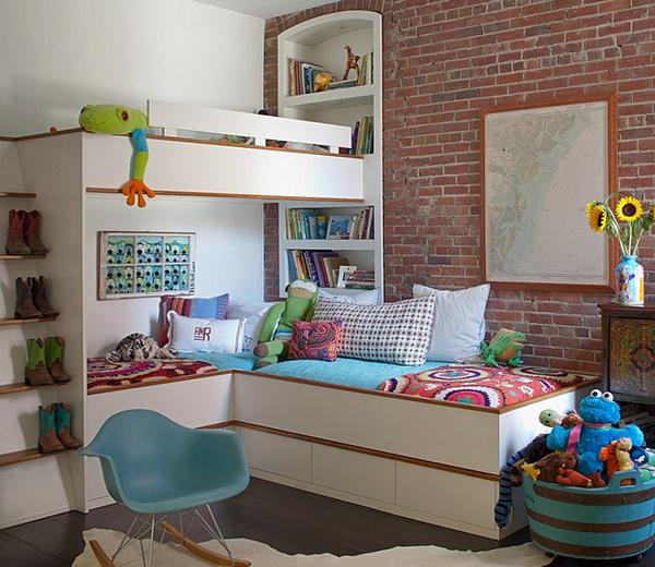 Кровати для двух разнополых детей - 4