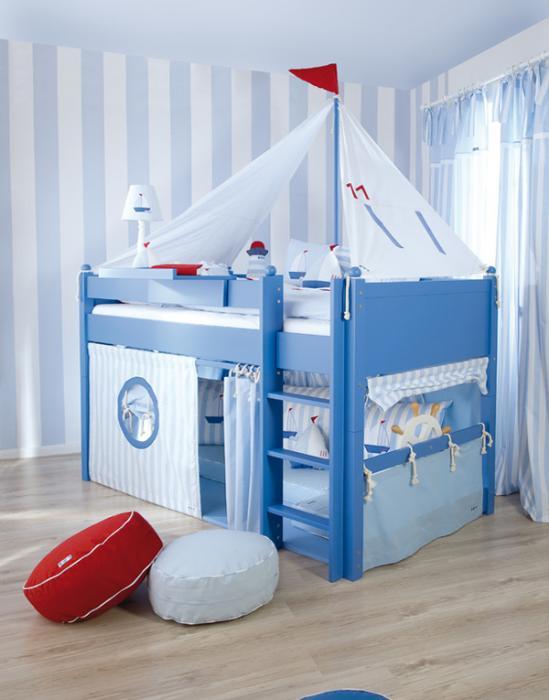 Кровати для двух однополых детей - 2