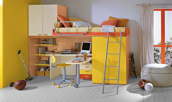 Кровать+стол - 3