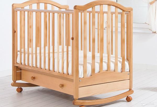 Кровать-качалка - 2