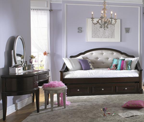 Детская кровать классическая - 2