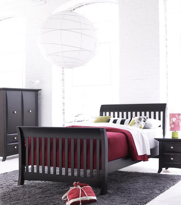 Детская кровать классическая - 3