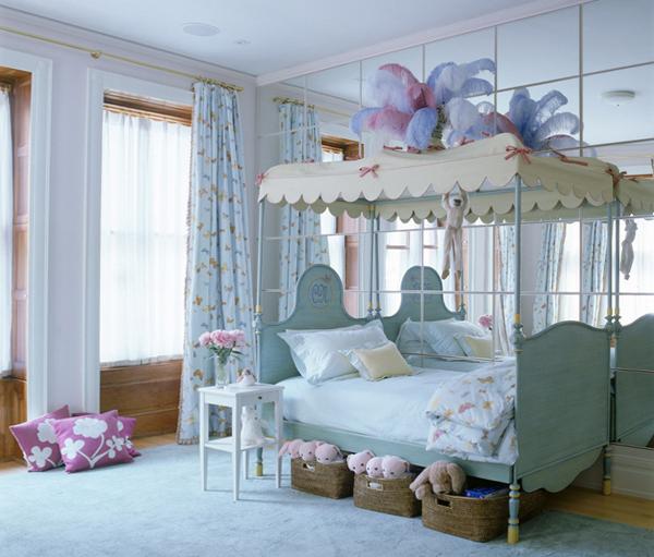 Детская кровать классическая - 4