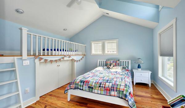 Детская кровать классическая - 7