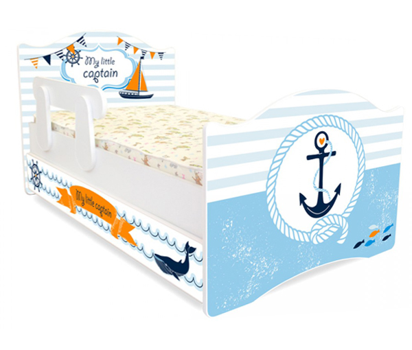 Кроватка от 3-х до 5-ти лет - 1