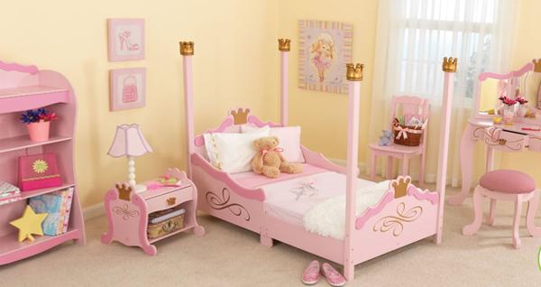 Необычные детские кроватки с бортиками - 1