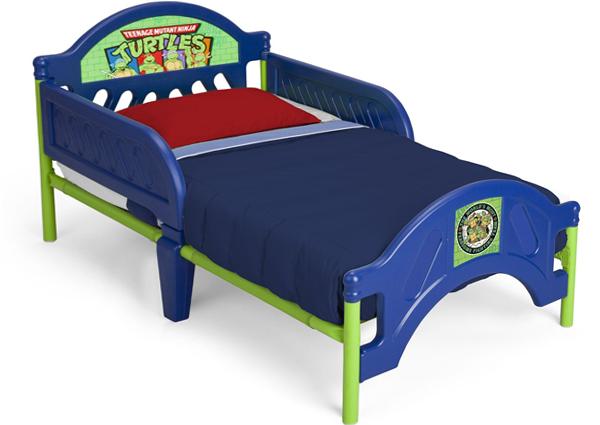 Необычные детские кроватки с бортиками - 2
