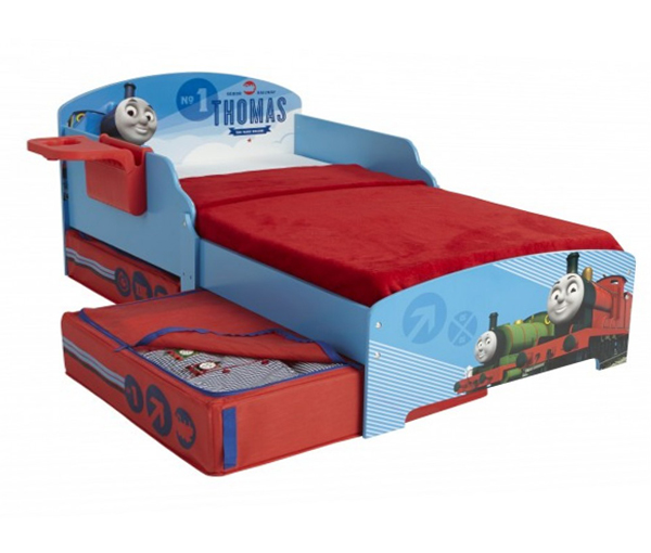 Кровать с твердыми бортиками - 2