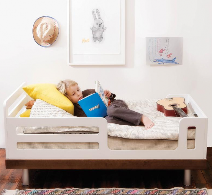 Детская кровать с бортами - 2