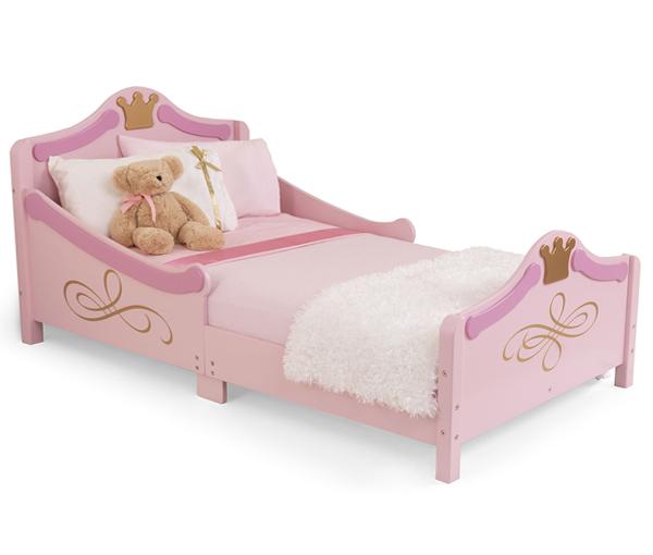 Кровать с твердыми бортиками - 3
