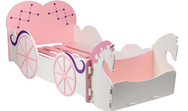 Необычные детские кроватки с бортиками - 3