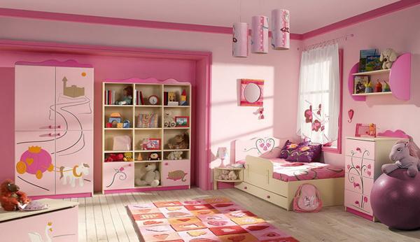 Детская кровать с бортами - 4