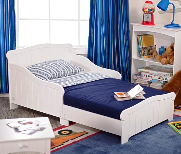 Кровать с твердыми бортиками - 5