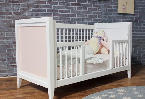 Классическая кроватка с бортиками - 2