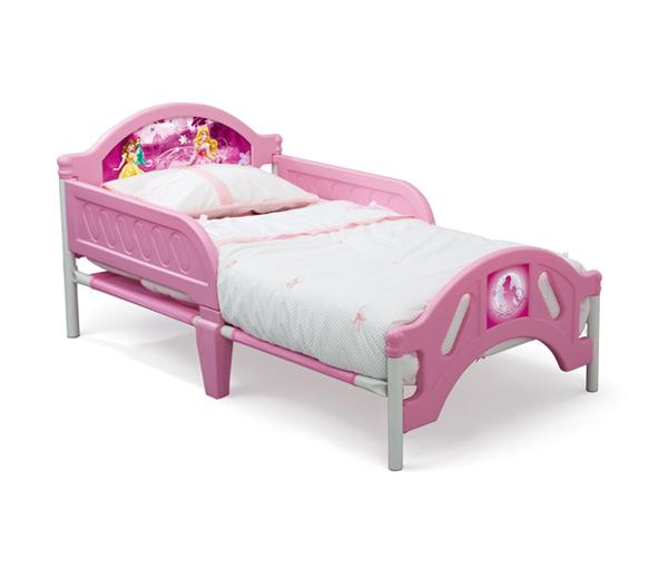 Детская кровать с бортами - 5