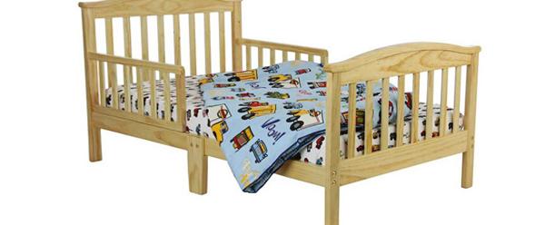 Детская кровать с бортами - 6