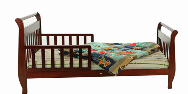 Детская кровать с бортами - 7