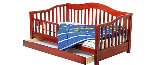Классическая кроватка с бортиками - 4