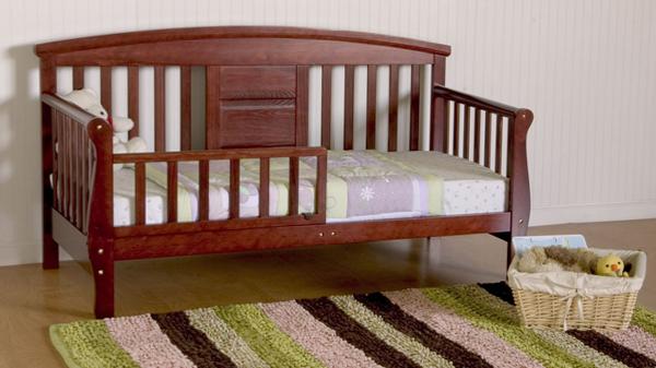 Развдвижная кроватка с бортиками - 1