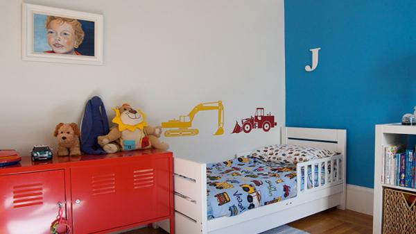 Бортики на детской кроваткте - 1