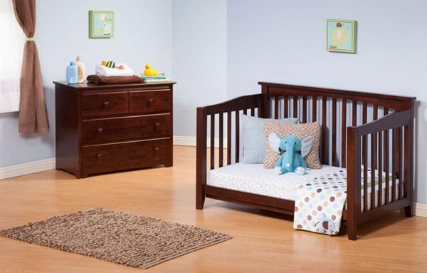 Бортики на детской кроваткте - 2