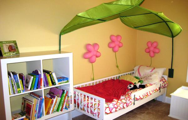 Необычные детские кроватки с бортиками - 4