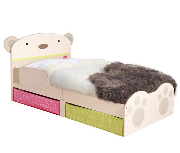 Необычные детские кроватки с бортиками - 5