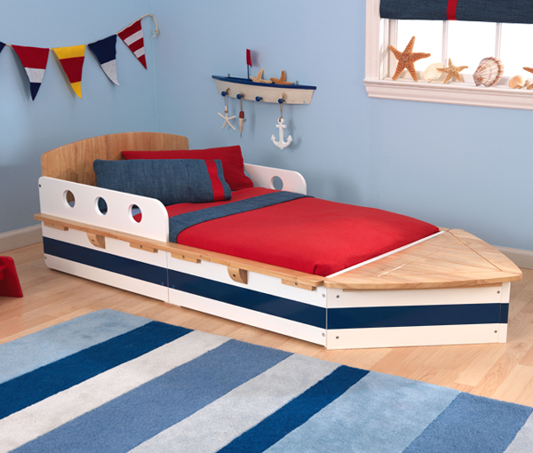 Необычные детские кроватки с бортиками - 6
