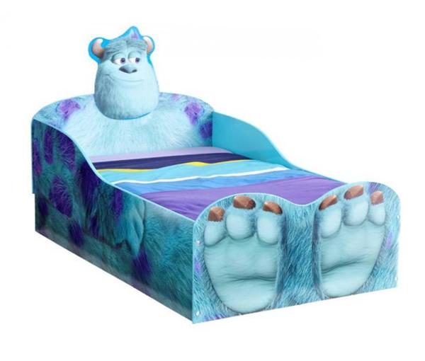 Тематические детские кроватки с бортиками - 1