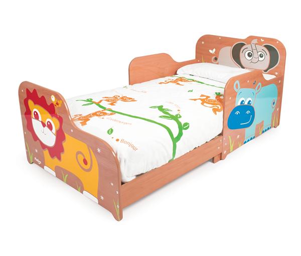Тематические детские кроватки с бортиками - 3